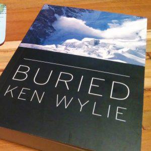 Book Buried by Ken Wylie
